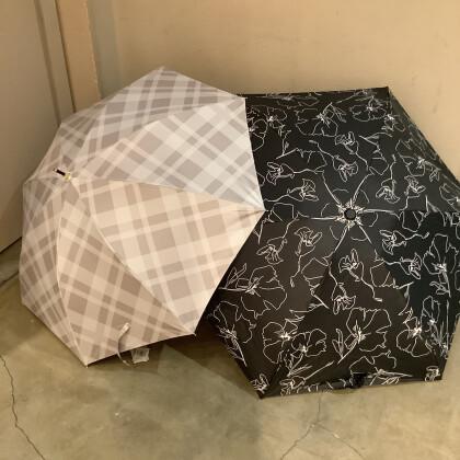 人気の日傘、再入荷🌂☀️