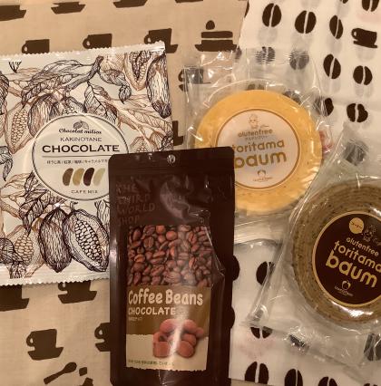 コーヒーにぴったりなお菓子のご紹介☕️