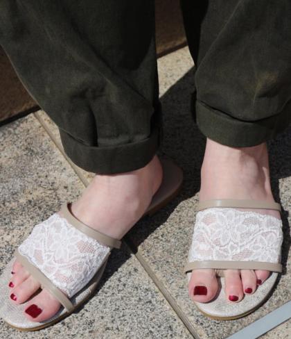靴擦れ対策にオススメ💓