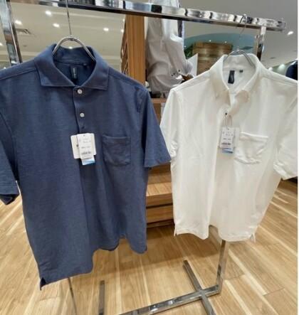 東京シャツ【ビズポロ】販売開始!