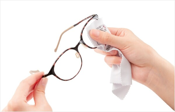 マスクをしてもメガネがくもりにくいコーティング
